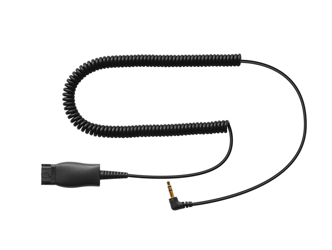 DN1016 QD To 3.5mm (3 Pin) Cable