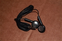 Bulk Earbud Headphones (Black)