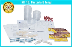 SS-925-1110 Kit 10: Bacteria and Fungi
