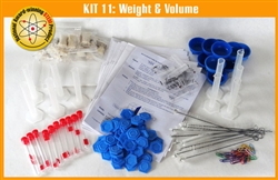 SS-925-1111 Kit 11: Weight and Volume