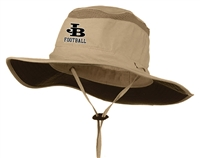 F. Barlow HS Adams Khaki Bucket Hat