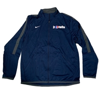Navy Nike Jr. NWBA Full Zip