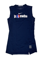 Navy Nike Jr. NWBA Sleeveless Top