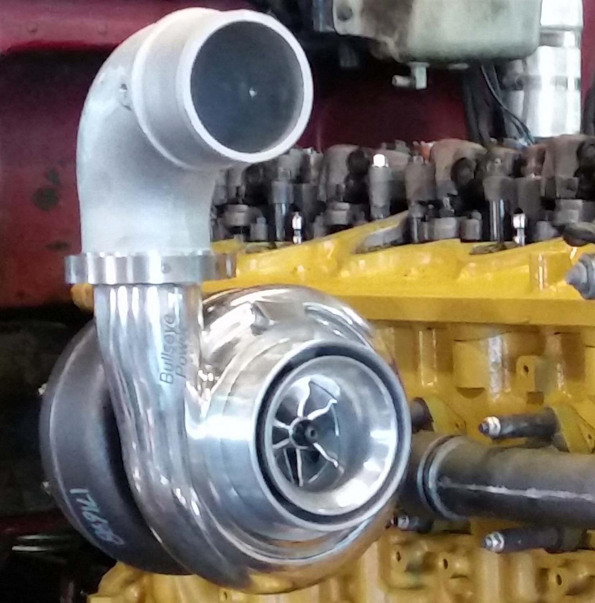 Bullseye Power TCT Performance Turbo