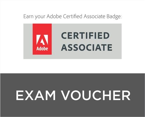Adobe Certified Associate Exam Voucher