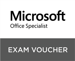 Microsoft Office Specialist Exam Voucher