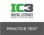 GMetrix Practice Test for IC3 GS4/GS5