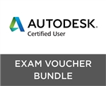 Autodesk Certified User Exam Voucher with Retake, GMetrix and ACU CAD eLearning