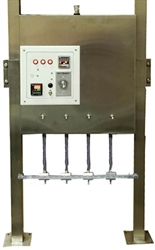 QUATTRO FLEX Adjustable 4 Valved Automated Wax Filling System