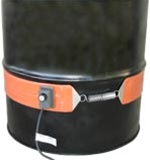Metal drum pail heaters.