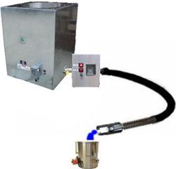 Ez Transfer 1200 Heated Wax Oil Soap Liquid Transfering