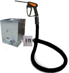 Stainless Steel Honey Dispensing System for Honey Bottling, Honey Storage, Beekeeping and Beeswax Candle Making.