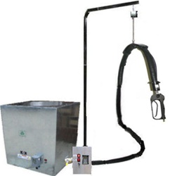 EZ POUR 2400 Candle Pouring System for Candle Making.