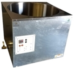 Primo 500 lb Melter: Eco-Friendly Melting Tank is the Industry's Fastest, Even Heating, Energy Efficient, Digitally Controlled 500lb (226kg) Modified Direct Heat Melter