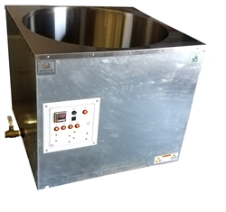 Primo 500 X-Treme Melting Tank is the Industry's Fastest, Even Heating, Energy Efficient, Digitally Controlled 500lb (226kg) High Temperature Melter