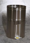 Stainless Steel Storage Tank 14 Gallons