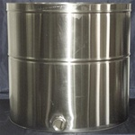 Stainless Steel Storage Tank 83 Gallons