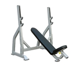 Olympic Incline Bench Pro Series