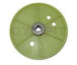 Life Fitness Alternator Pulley Wheel fits model 95XI , 0k35-01186-0007, 0k35011860007