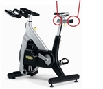 Cap Set Seat Slide Ciclismo Technogym Indoor Cycle