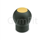 Technogym P820 Bench Adjuster knob  SUPPLIED WITH BOLT