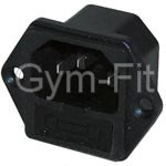 precor efx546 power entry module