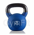 Gym-Fit 16KG Neoprene Kettlebell