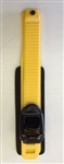 Pedal Strap Yellow 240G Pulse Bike