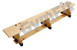 School PE Balance Bench 2.65m 8ft 9ins