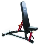 Multi Adjust bench Incline Decline Commercial Spec