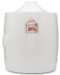 Gym Wipes Wall Dispenser White
