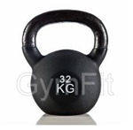 Gym-Fit 32KG Neoprene Kettlebell