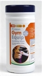 Gym Equipment Sanitising Wipe  200 Wipes (20x20cm)