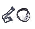 Universal Toe Cage & Strap Pair