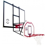 Quick Clip Basketball Bracket Wall Mount Unit
