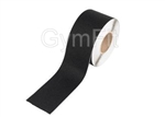 Anti-Slip Black Hazard Tape 100mm x 18m