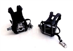 Star Trac OEM Pedal Set Dual SPD 740-6898