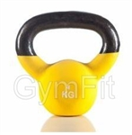 Gym-Fit 4KG Neoprene Kettlebell