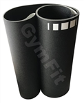Treadmill Belt, Precor C950/954, None-Lubricated belt that come with our unique X-Weave silent running material