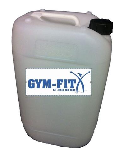 Treadmill Lubricant Fluid 25 litre Treadmill Lube Silicone Oil