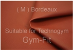 Gym Upholstery Per Metre Suitable for Technogym ( M ) Bordeaux