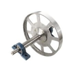 Crank Assy Cybex Single Pulley Assy Arc Trainer