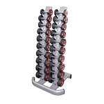 10 Pair / Vertical Storage Rack (Excludes Dumbbells)