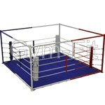 12 foot Floor Boxing Ring  ( 10 foot inside the Ring )