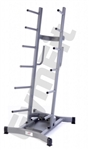 Studio Barbell Rack 12 Set