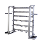 Studio Barbell Rack Holds 30 Sets