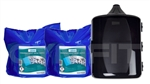 GymWipes+ EU Hygiene Antibacterial Wipe 3000 & Dispenser Beat novel coronavirus covid 19