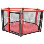 14 Foot MMA Floor Ring