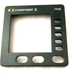Concept2 Rower PM4 Monitor Case Front