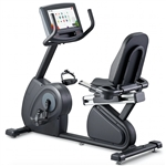 R98E Entertainment Commercial Recumbent Bike